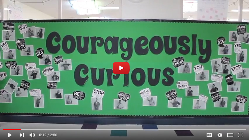 Courageously Curios Video