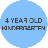 4 year old kindergarten
